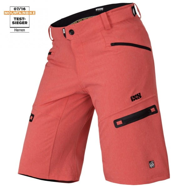 Sever 6.1 BC Shorts - fluor red