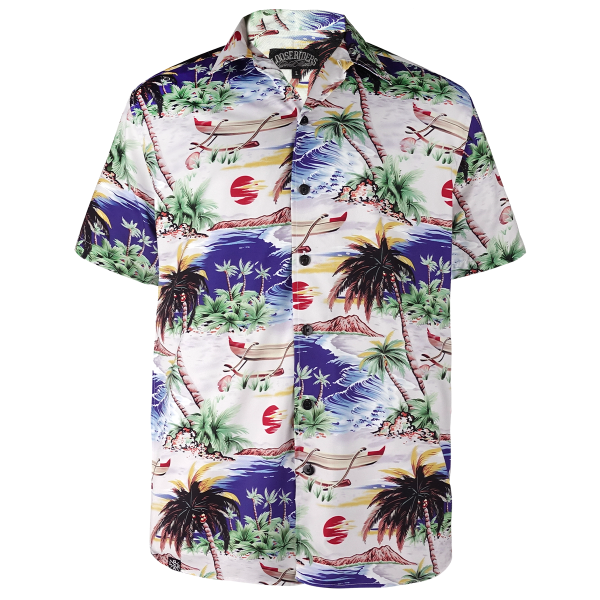 "Shirt ""Tahiti"" - Multi"