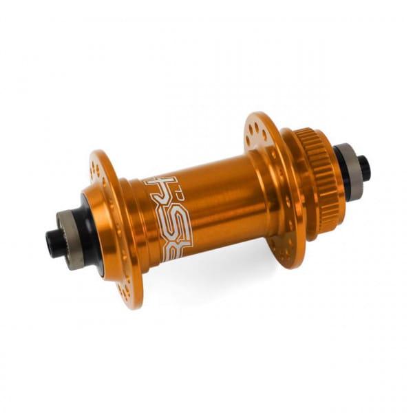 RS4 Center Lock Vorderradnabe 9x100mm - orange