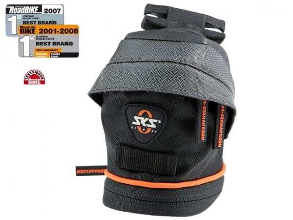 Race Bag Medium Satteltasche mit Erweiterungsfach