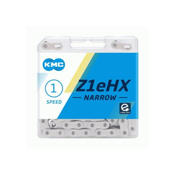 Z1eHX Narrow 1-speed chain - silver