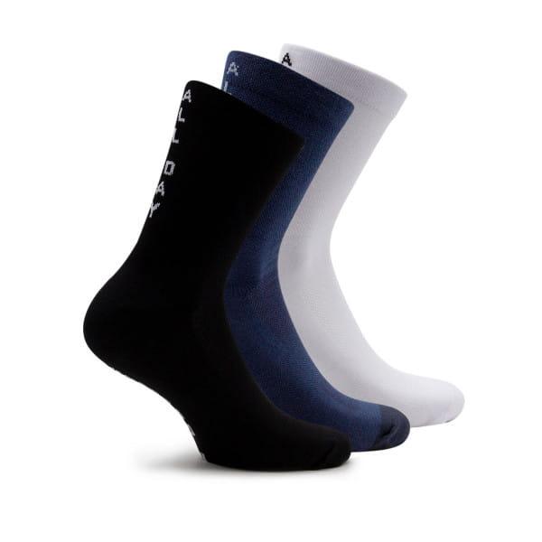 Allday Socken 3er Set