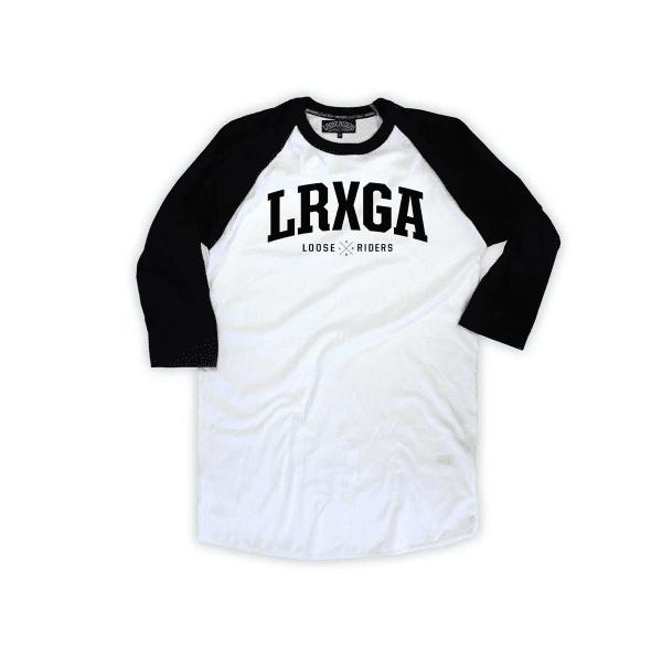 Collegiate T-Shirt - LRXGA RAGLAN