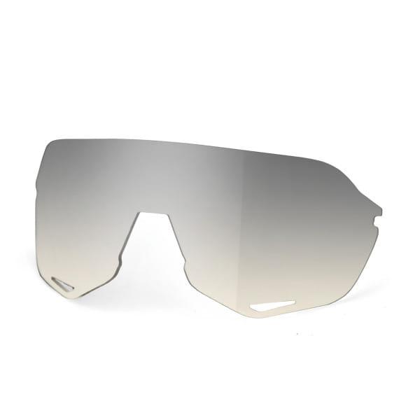 Ersatzlinse Verspiegelt für S2 - Low-Light Silber/Gelb