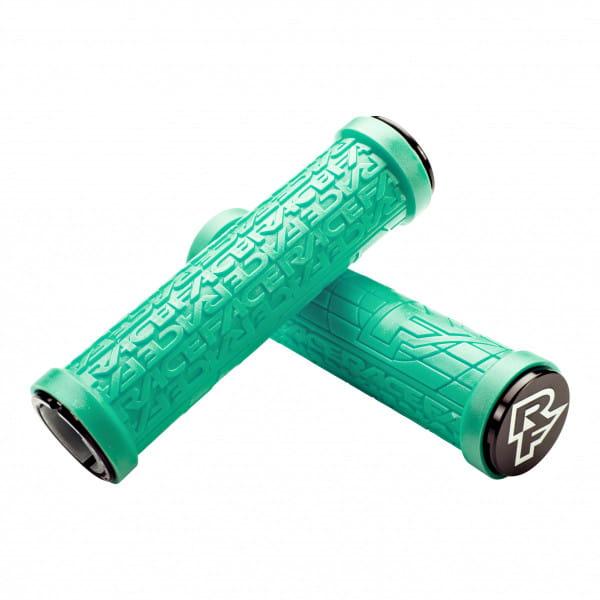 Grippler Limited Edition Lock-On Griffe 30mm - Türkis