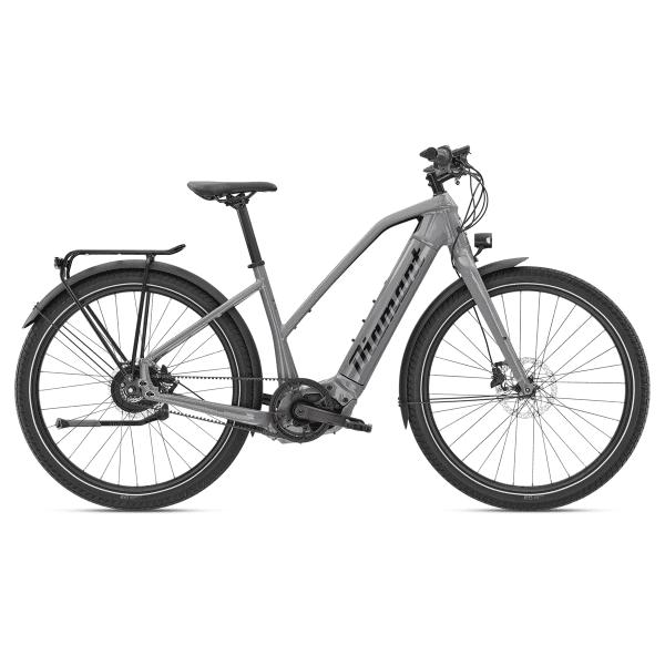 Opal Esprit + GOR E-Bike - Gray / Black