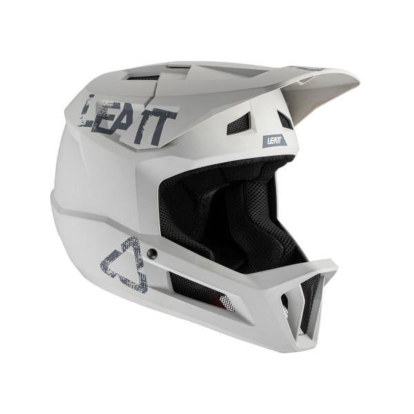 DBX 1.0 DH Helm - Schwarz/Weiß