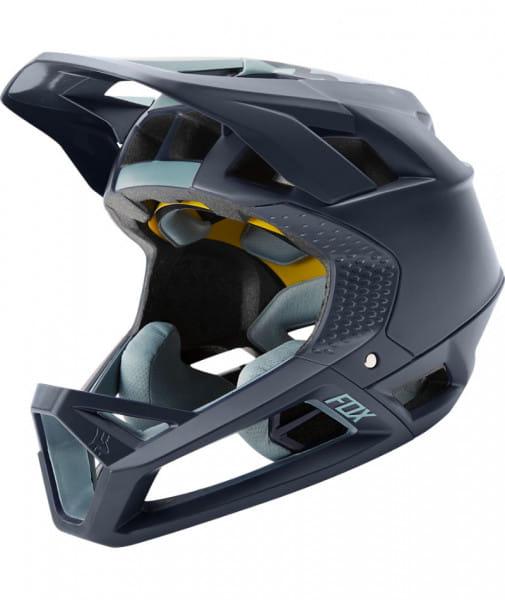 Proframe - Fullface Helm dunkelblau