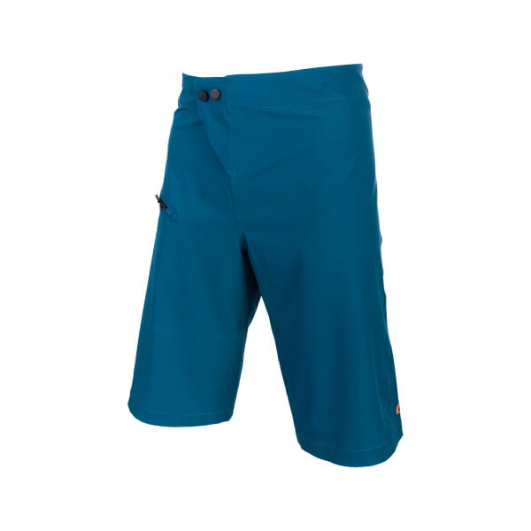 Matrix - Shorts - Blau/Orange