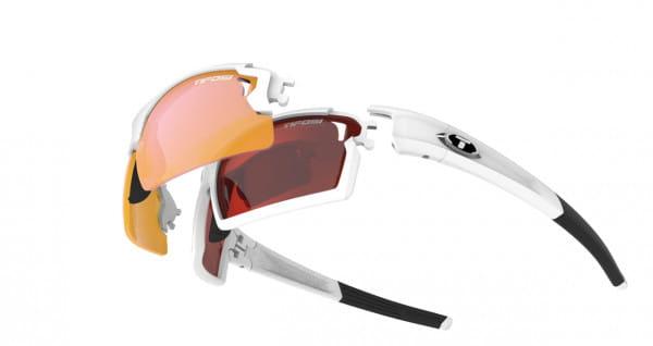 Escalate FH Sportbrille - Matte White