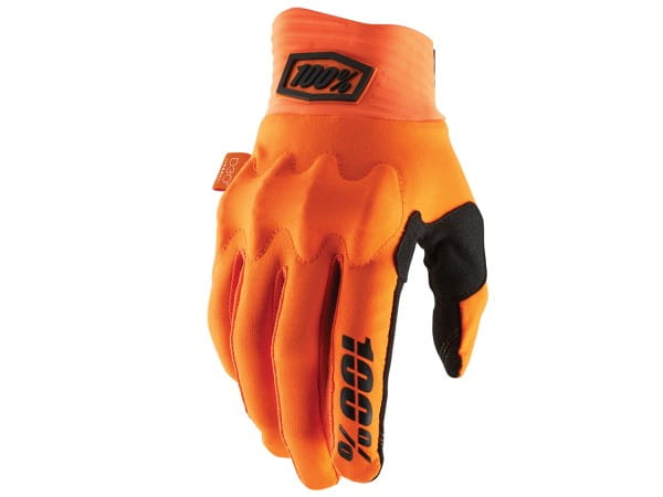 Cognito Handschuh - Orange/Schwarz