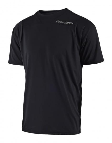 Skyline Jersey Short Sleeved - Black