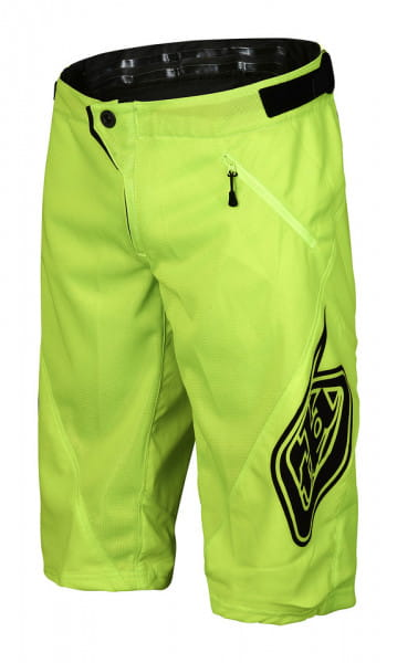 Sprint Short - Flo Yellow
