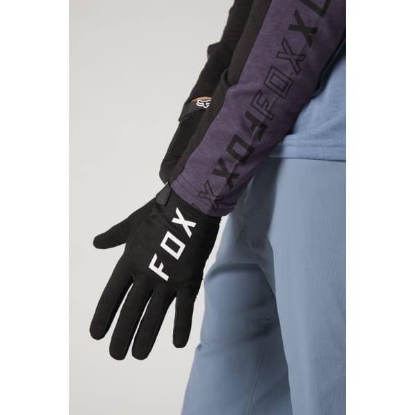 Ranger - Gel Handschuhe - Schwarz