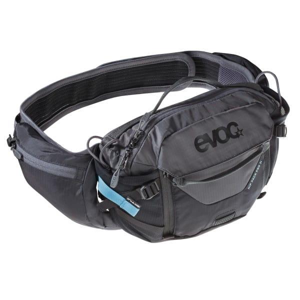Hip Pack Pro 3l - Hüfttasche - Schwarz/Grau