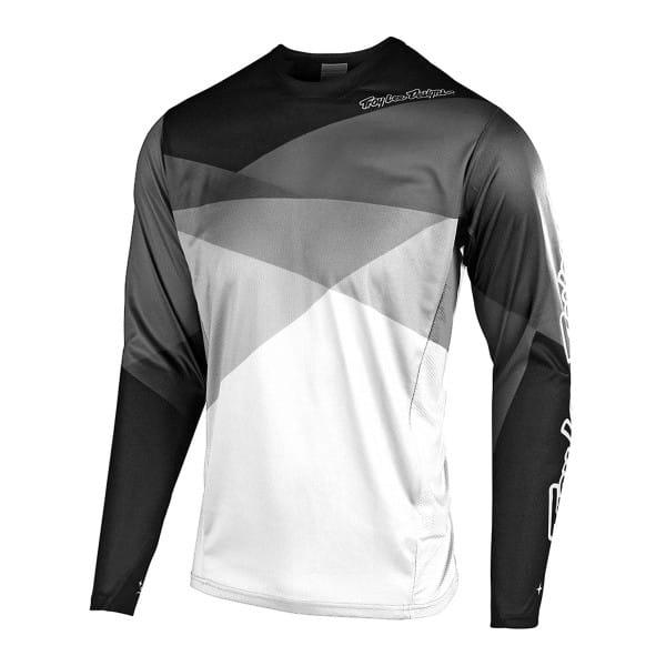 Sprint Trikot - Weiß/Grau