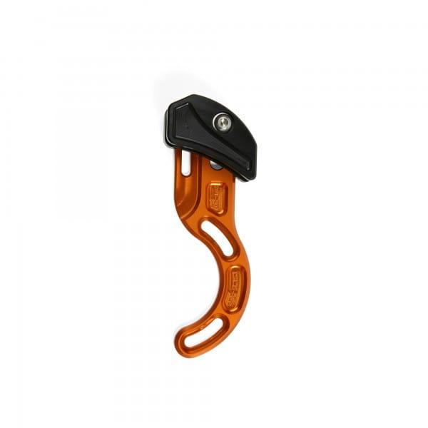 Slick Chain Device Shorty Kettenführung - ISCG05 - Orange