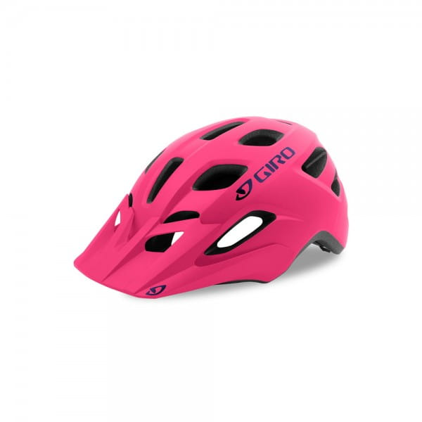 Tremor Helm - matte bright pink