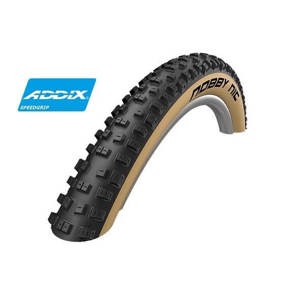 Nobby Nic Faltreifen - 27.5x2.25 Zoll - LiteSkin - Addix Speedgrip - Classic-Skin