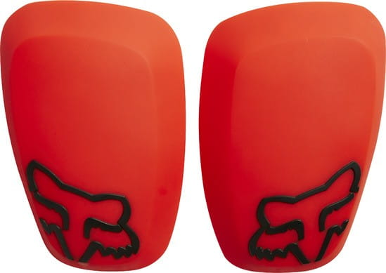 Launch Pro D3O Knee Hard Caps - Red