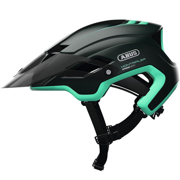 Helm MonTrailer - Smaragd Green