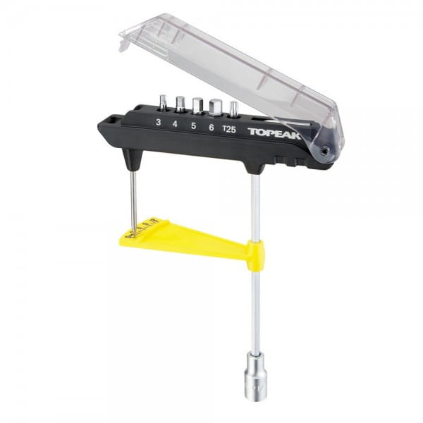 ComboTorq Wrench and Bit Set - Drehmomentschlüssel mit Bits