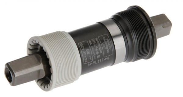 BB-UN26 Vierkant Innenlager BSA 117 mm E-Type inkl. Schrauben