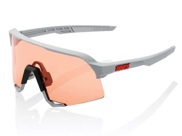 S3 Sportbrille HIPER Mirror Lens - Grau