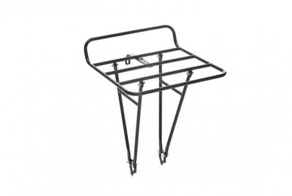 Commuter Front Rack - Black