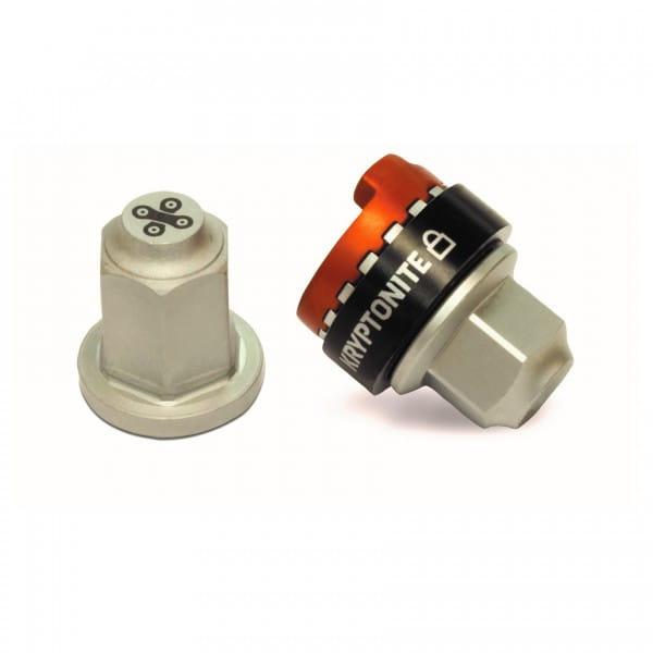 Wheelnutz Sechskant - Hutmuttern M9 - Diebstahlschutz