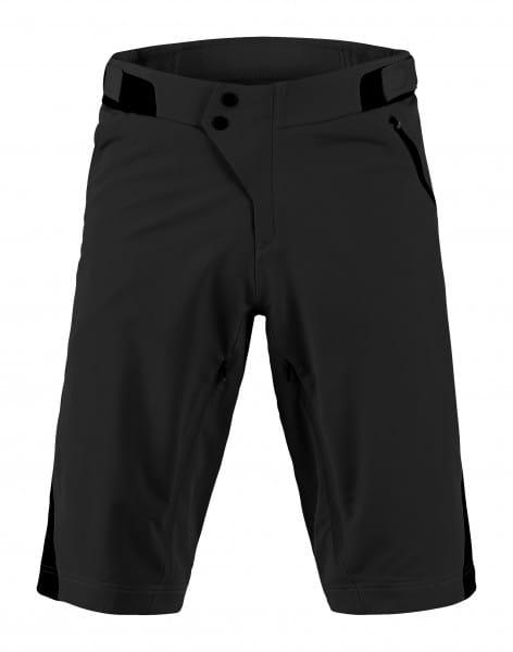 Ruckus Shorts Shell - Black