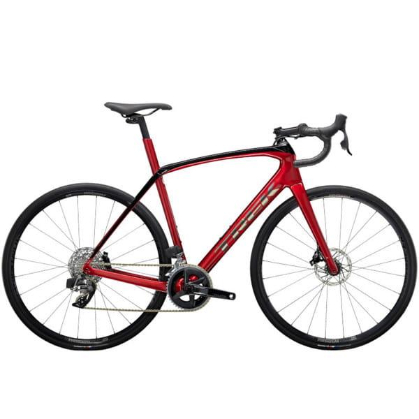 Domane SL 6 eTap - Crimson/Trek Black