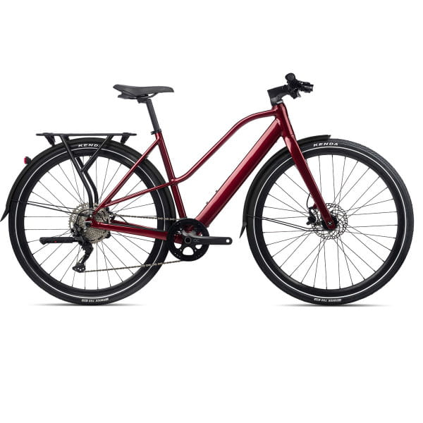 Vibe Mid H30 EQ - Metallic Dark Red