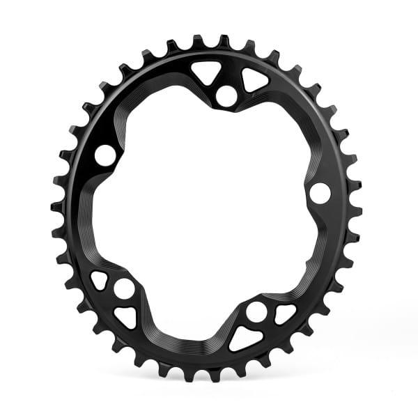 Cyclocross Kettenblatt - Oval - 110 BCD 5-loch - schwarz