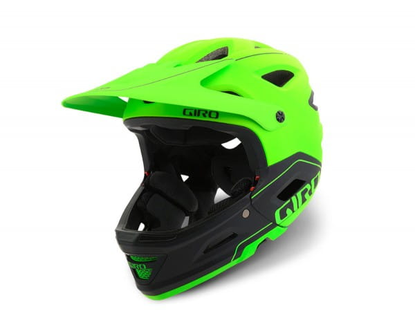 Switchblade Mips Helm DH - Lime/Black
