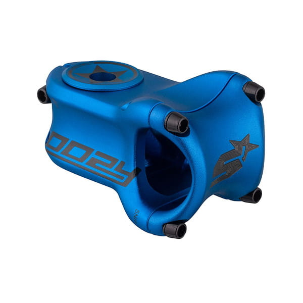 Oozy Trail Vorbau - 31,8 mm - Shotpeen - Blau