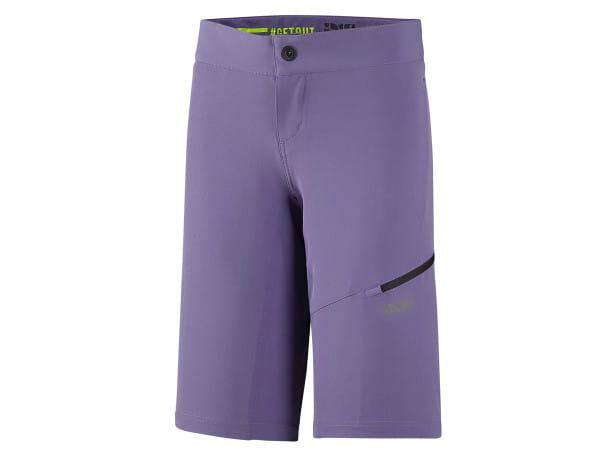 Carve Evo Damen Shorts - Lila