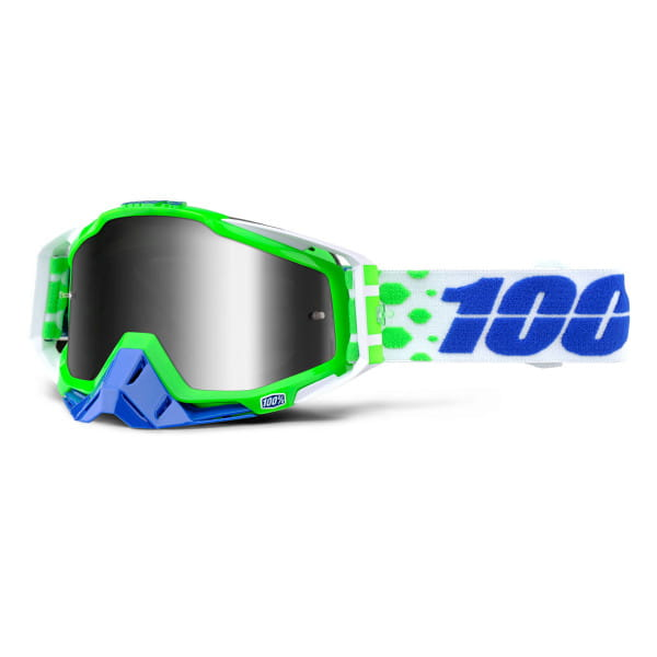 Racecraft Premium MX Goggle - Alchemy Clear Lens
