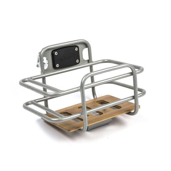 Task Basket - Silver