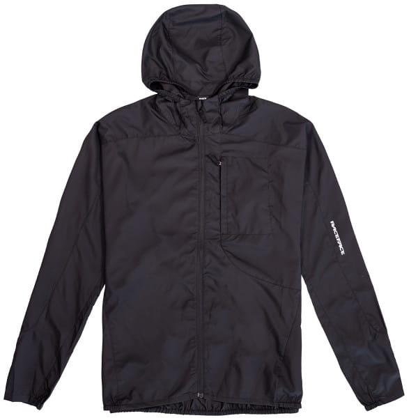 Stash Jacket Black