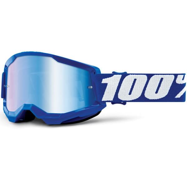Strata Gen.2 anti fog Brille Mirror - Blau