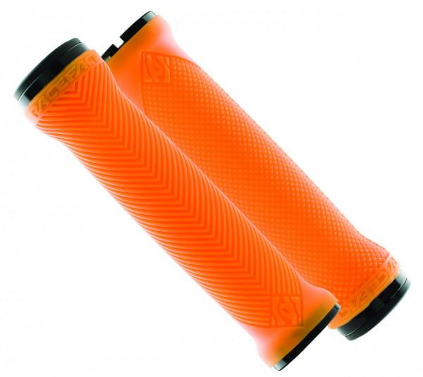 Love Handle Lock-On Griff - neon orange