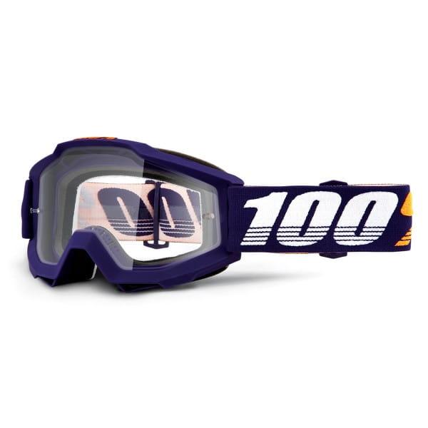 Accuri Goggles Anti Fog Clear Lens - Grib