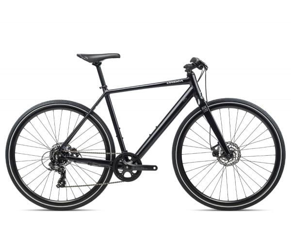 Carpe 40 - Herren 28 Zoll Citybike - Schwarz