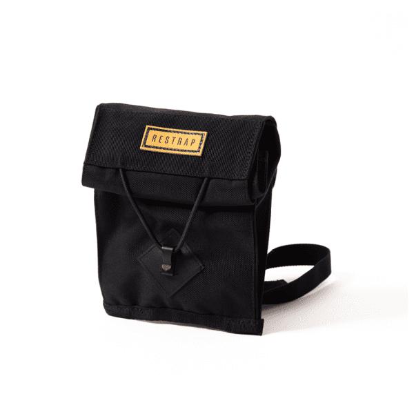 Tech Bag Lenkertasche - schwarz