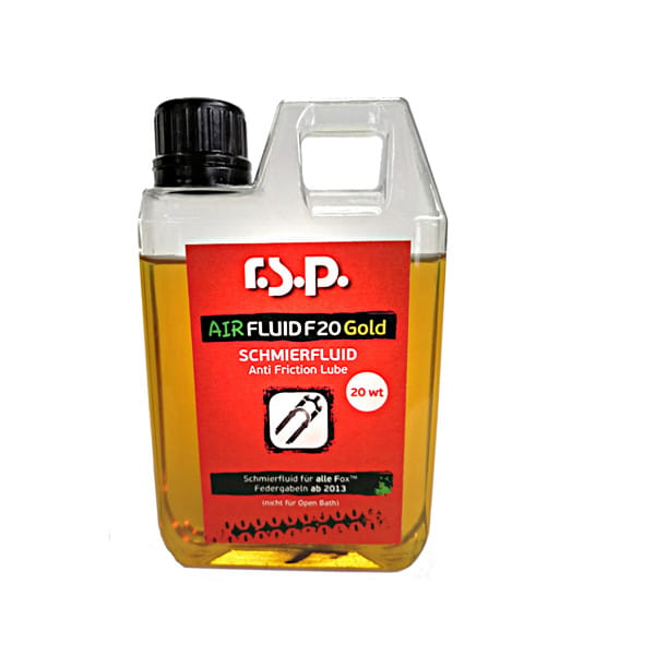 Airfluid F20 Gold - 250 ml