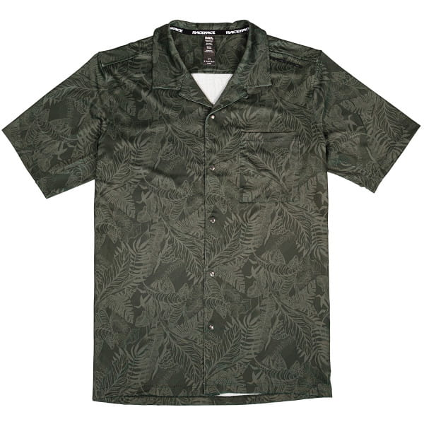 Torres Technical Button Up Black