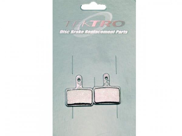 Bremsbeläge für Auriga Pro Scheibenbremse