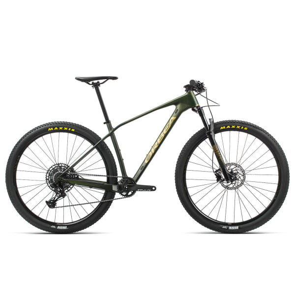 Alma M50 - Eagle 29 Inch - Green / Gold - 2020