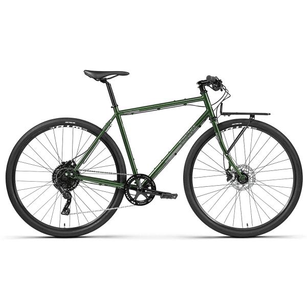Arise Geared - Metallicgrün